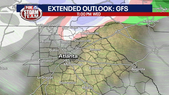 North Georgia could see wintry weather this week