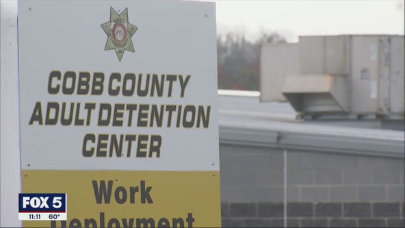 Community members express concerns over conditions at Cobb County Detention Center