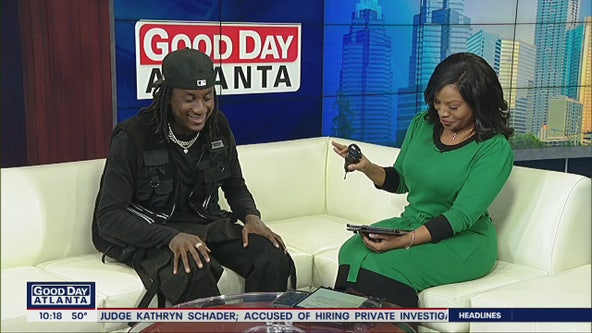 K Camp to perform during Hawks game