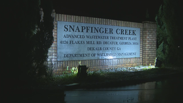 Officials: 9.2 million gallons spill from DeKalb County sewer line