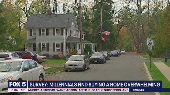 Millennials find home buying overwhelming