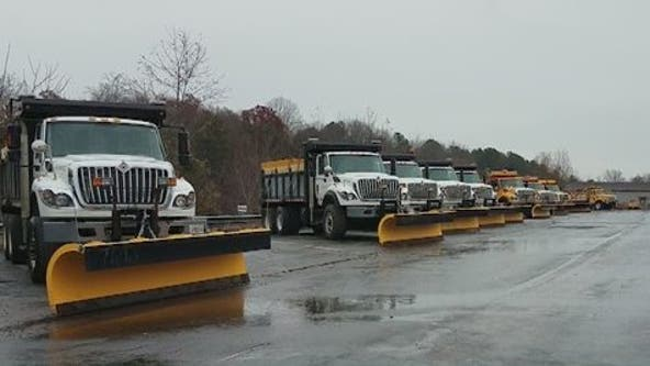 GDOT issues warning about black ice through Friday