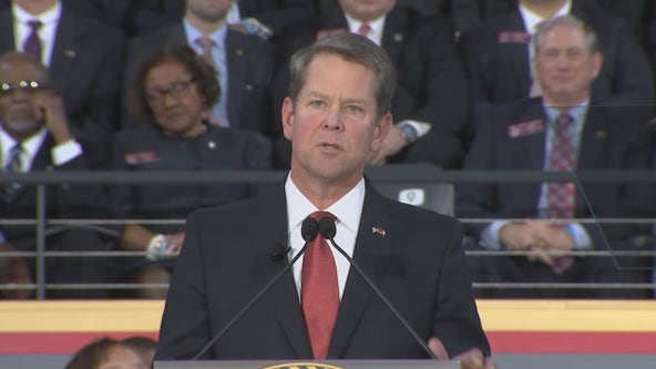 Gov. Kemp sending National Guard to Georgia long-term care facilities