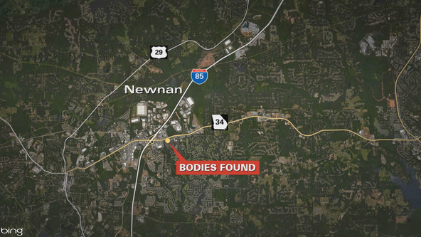 Staff finds man, woman dead in Newnan hotel room