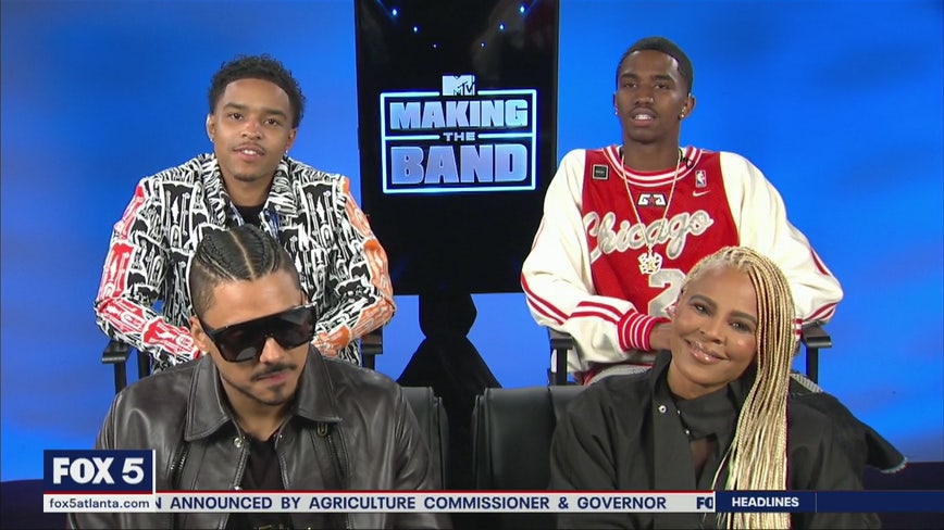 'Making the Band' auditions come to Atlanta