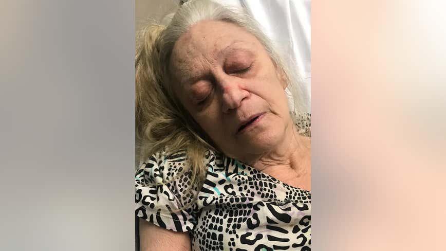 Carroll County deputies need help to identify a woman found walking in Roopville