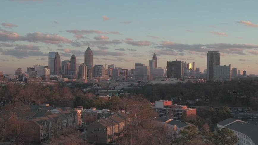 Atlanta 'business as usual' despite coronavirus concerns