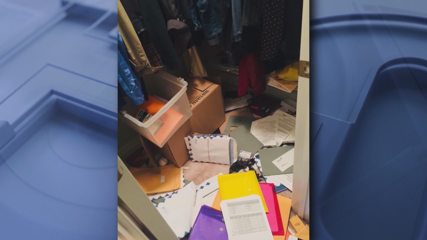 McDonough family shaken after home ransacked, burglarized