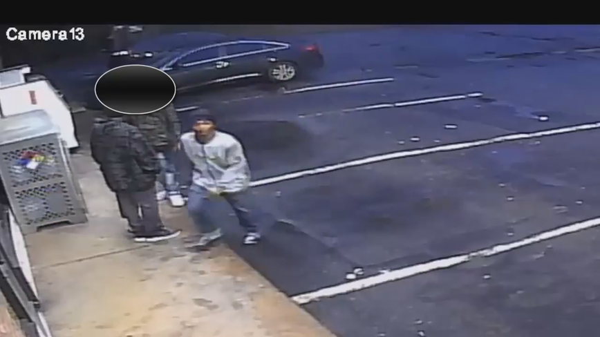 Police searching for suspect in deadly DeKalb County gas station shooting
