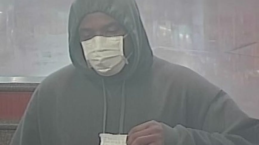 Smyrna police search for suspect possibly connected to string of bank robberies