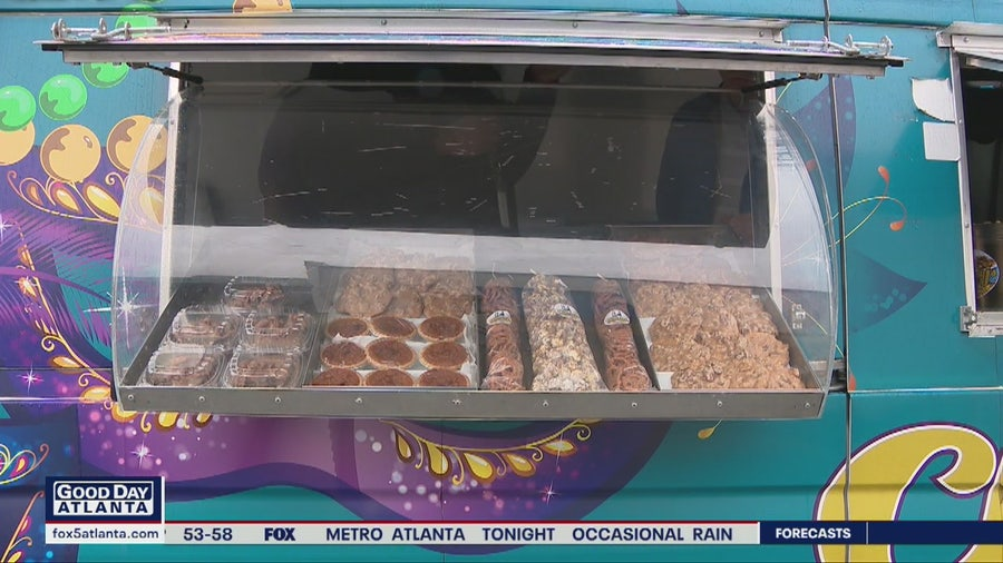 Atlanta sister and brother serve up family-inspired sweets