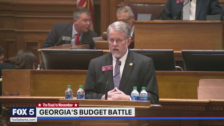 The Road to November: Budget battle rages on in Georgia