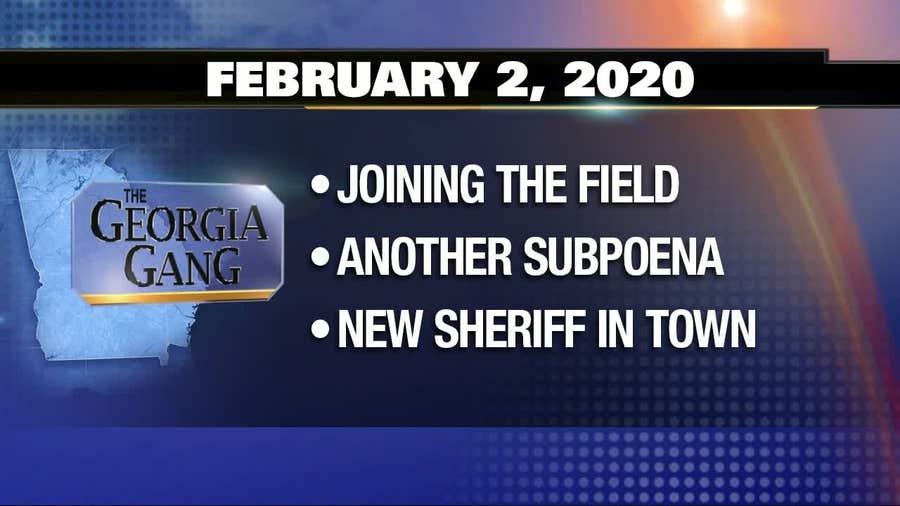 The Georgia Gang: February 2, 2020