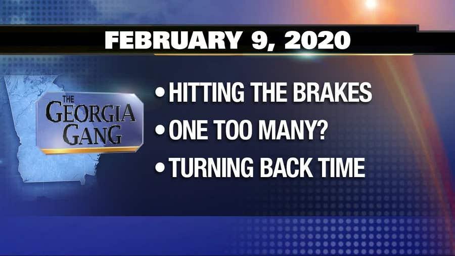 The Georgia Gang: February 9, 2020