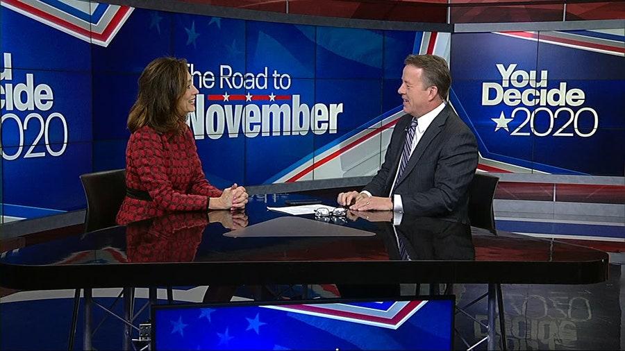 The Road to November: Teresa Tomlinson Full Interview