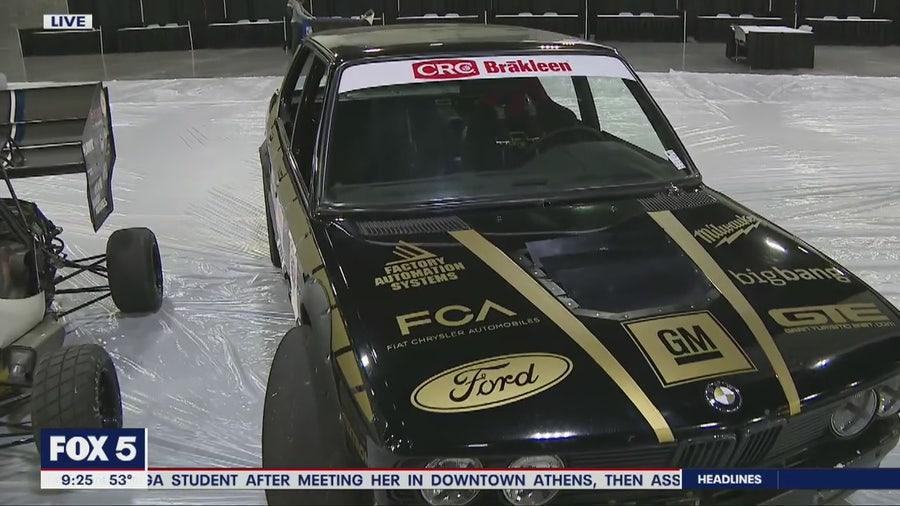 Cars, trucks, SUVs & a Storm Chaser headline Atlanta Auto Show