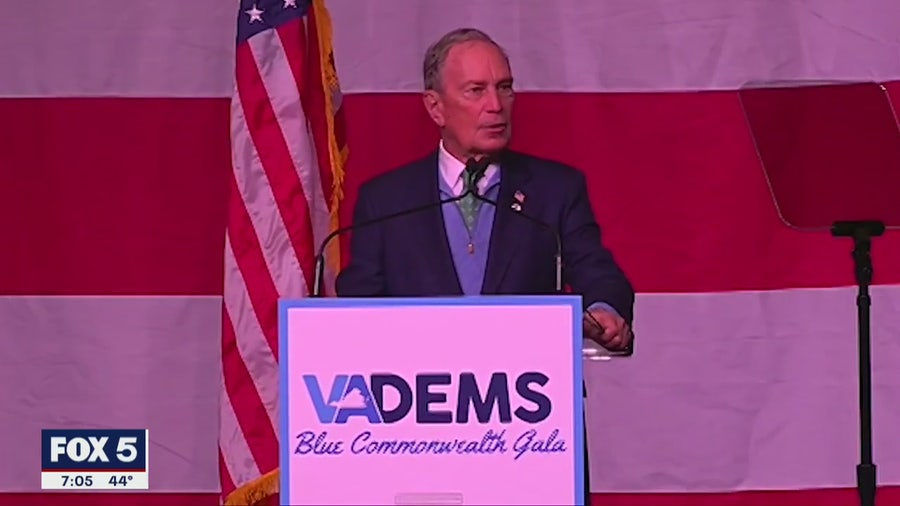This Week in Politics: Bloomberg makes major announcement