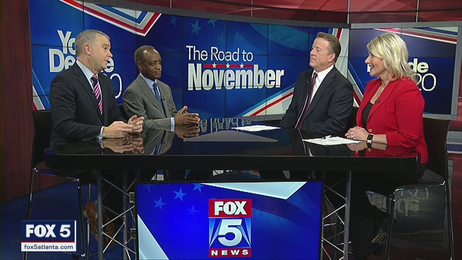 The Panel: What is happening in the presidential race