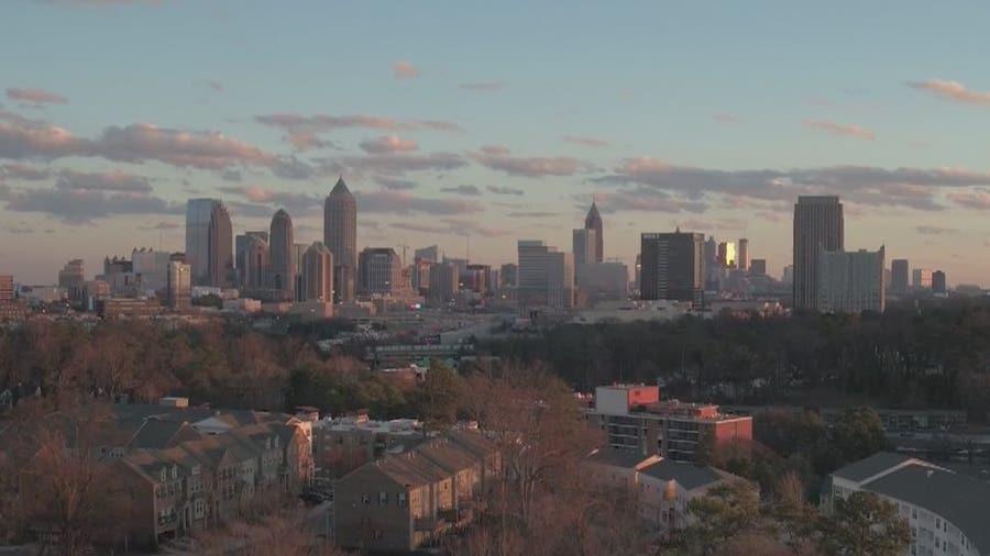 Atlanta 'business as usual' despite coronavirus concerns