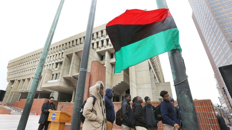 Black History Month In Boston
