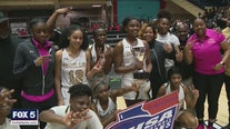 Sesberry, Douglass Astros take second-straight state title
