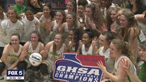 Buford girls win fourth straight state title