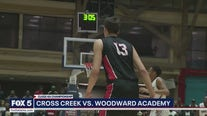 Cross Creek vs Woodward Academy