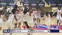 Holy Innocents girls defend state title in Class A Private