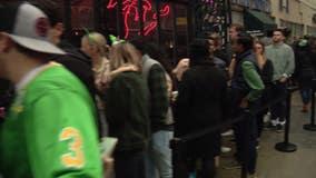 Chicago bars packed with St. Patrick's revelers in spite of coronavirus