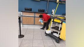 Expert: Threat of coronavirus very real at Atlanta's airport