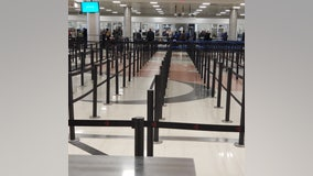 Management reduces check-in stations at Atlanta's airport during coronavirus outbreak