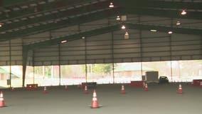 Drive-through coronavirus testing site to open in Cobb County