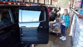 Peachtree City food bank sees needs rise because of coronavirus