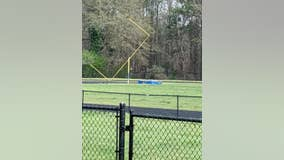 Vandals destroy $15,000 in youth football equipment