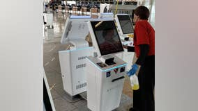 Nearly 1000 workers scrubbing down Atlanta airport to combat coronavirus