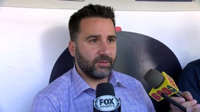 Anthopoulos on cancellation of Spring Training: 'It was about life'