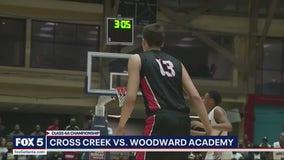 Cross Creek vs Woodward Academy