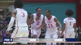 Dutchtown claims first boys basketball state title