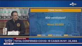 NY coronavirus cases jump to more than 26,000