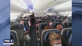 Passengers evacuated to Atlanta over COVID-19 say misery continued on arrival at airport