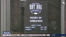 Burgers with Buck: The Original Hot Dog Factory