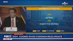 Coronavirus kills 385 people in NY; cases swell to 37,000