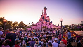 Coronavirus concerns haven't closed Disneyland Paris, despite ban on public gatherings of more than 5,000