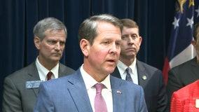 Gov. Brian Kemp draws boos at Georgia GOP convention