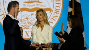 California governor's wife says she's running out of toilet paper