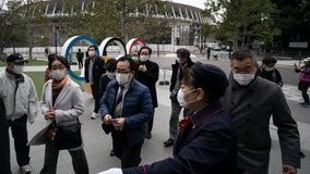 Virus grows, as do questions: Will the Tokyo Olympics open?