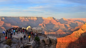 Grand Canyon National Park closed due to COVID-19 pandemic