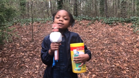 Learn about the coronavirus from this 5-year-old aspiring Georgia newscaster