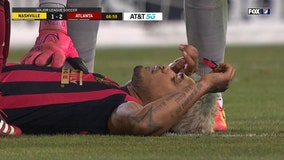 Atlanta United's Martinez tears ACL