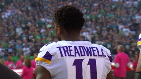 Treadwell excited for 'fresh start' with Falcons